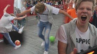 KNVB STRAATVOETBAL CHALLENGES!