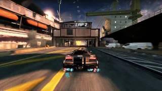 Split/Second  - PC Multiplayer Level Gameplay On ATi 4870 1GB [HD]
