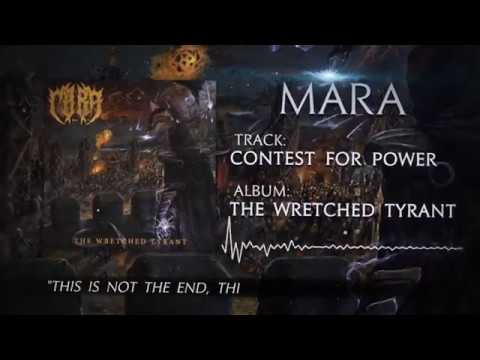 Mara - The Wretched Tyrant // EP Stream (with lyrics) // Pure Metal Collective