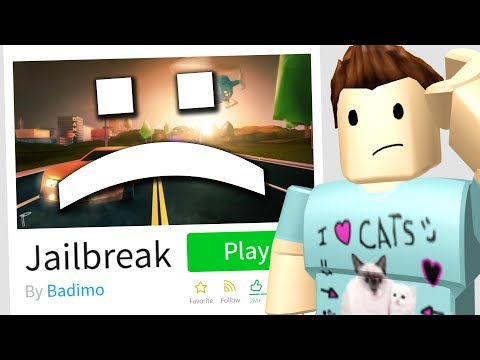 Jailbreak - I messed up, and I'm sorry