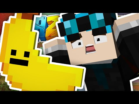 Minecraft | CECIL THE BANANA!! | Crazy Craft 3.0 #9