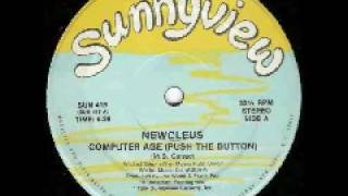 Old School Beats Newcleus - Computer Age (Push The Button)