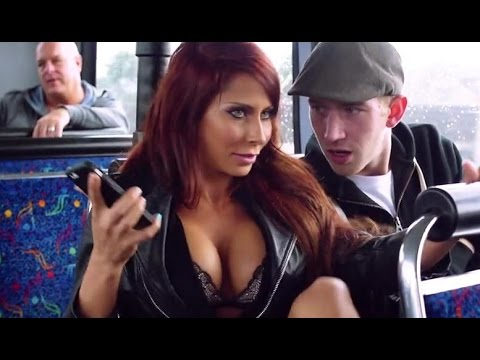 Madison Ivy in London