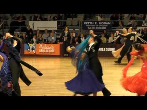 2015 Australian Dancesport Championship Final WDSF Open Standard