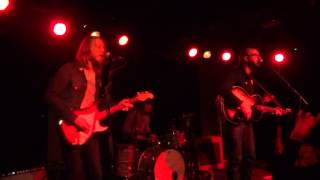 """Easy October feat. Kristofer Aström """" don't need me no more """" 06.02.2015 Comet Berlin 1/3"""