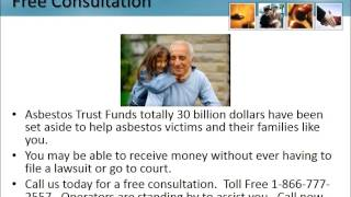 Mesothelioma Lawyer Brewster Florida 1-866-777-2557 Asbestos Lung Cancer Lawsuit FL