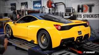 I Bought ANOTHER Ferrari 458 Speciale!