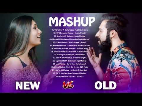 Old Vs New Bollywood Mashup Songs 2020 /90's Bollywood Songs Mashup Old to New 4 /OLD is Gold, HINDI