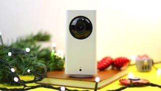 Xiaomi Mijia Dafang 1080p Wifi IP Secutiry Camera Review - Pan and Tilt Version