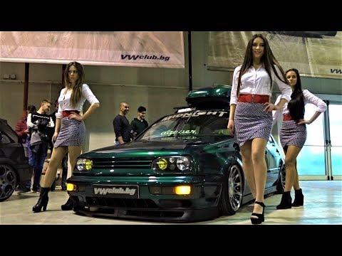 Volkswagen Club Fest 2018 - VW Golf MK1 / MK3 GTI Tuning
