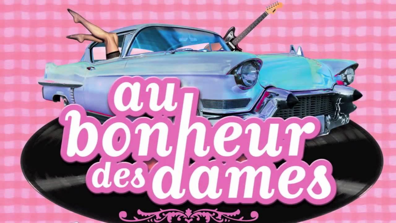 E Bison Fute Au Bonheur des Dames -...