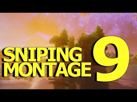 Fortnite |Battle Royale|Sniper Montage #1 by TrillzX