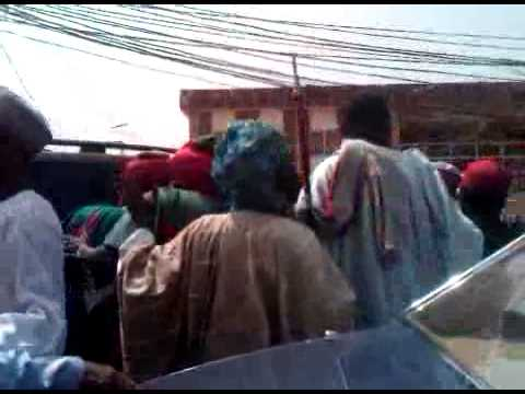 Video Clip After The Failed Assassination Attempt On The Emir of Kano, Ado Bayero