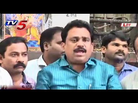 We satisfied with Kamalanathan committee guidelines | AP employees : TV5 News