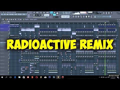 Imagine Dragons - Radioactive (Remix by MuzChan)