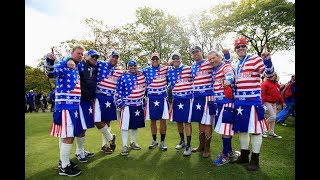 Team USA announced the Top 8 players for the Ryder Cup