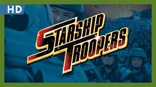 Starship Troopers (1997) Trailer