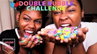100 PIECES OF GUM CHALLENGE!!!! *Funniest One EVER*
