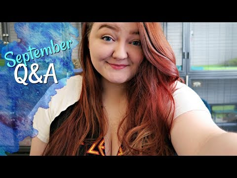 September Q&A || Leave your questions for October!