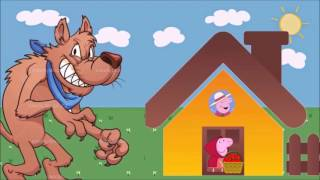 Новая серия! Свинка Пеппа- Красная Шапка!