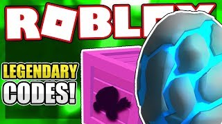 [CODES] How to get a LEGENDARY HAT CRATE + LEGENDARY PET EGG | Roblox Mining Simulator