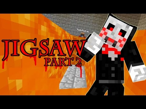 Minecraft / Jigsaw / Lets Play Part 2 / Radiojh Games