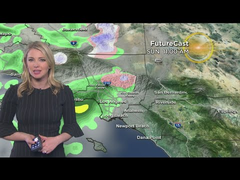 Evelyn Taft's Weather Forecast (Feb. 15)