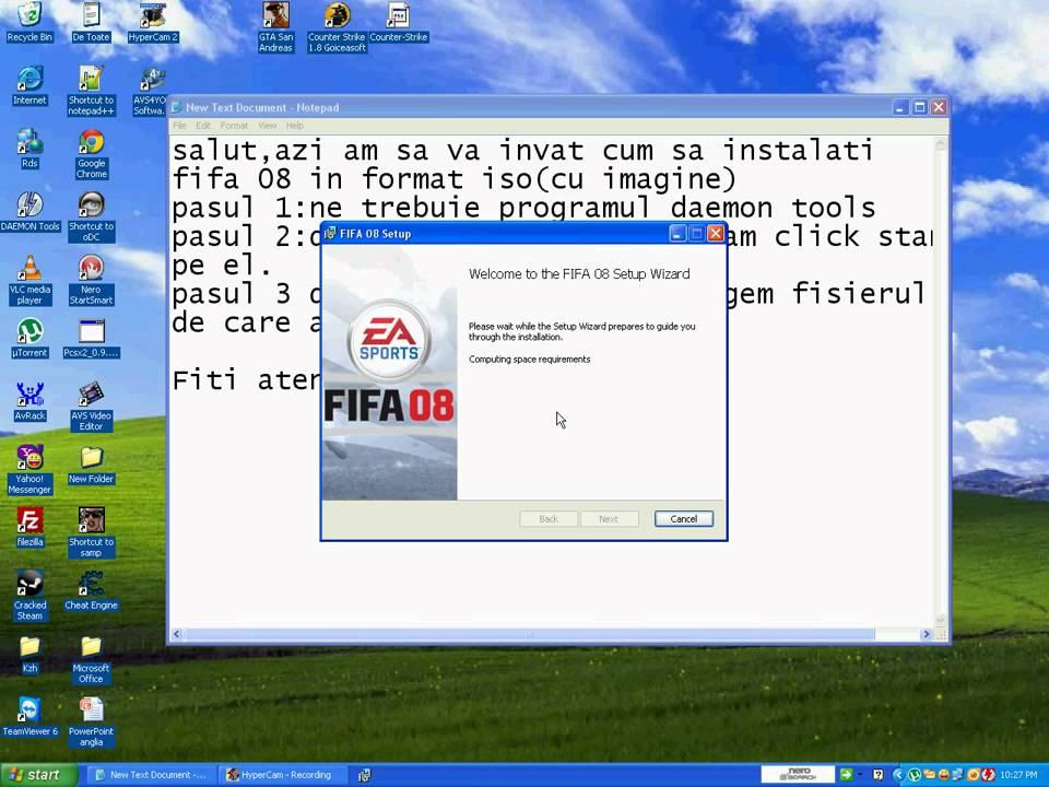 скачать игру фифа 8 через торрент на компьютер на русском бесплатно - фото 2