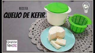 RECEITA QUEIJO DE KEFIR