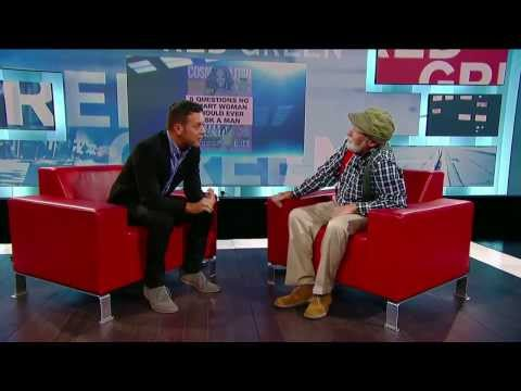 Steve Smith/Red Green On George Stroumboulopoulos Tonight: INTERVIEW