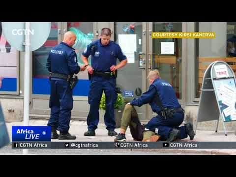 Police: Turku stabber was 18 year-old Moroccan