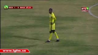 SÉNÉGAL – MADAGASCAR - Mbaye Niang ouvre le score (28′)
