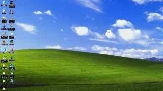 Windows XP Desktop Prank