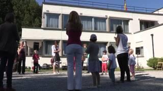 Garden party de la Chapelle Musicale Reine Elisabeth - juin 2015