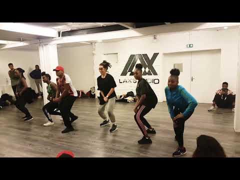 Choregraphy by boun au lax studio [Magasco - Locko - Mink - Tenor - Rythmz] Power