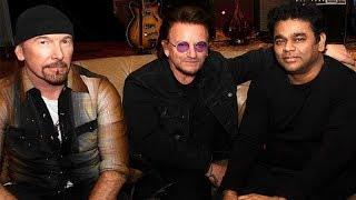 AR Rahman Collaborates With Irish Band 'U2' For The Single 'Ahimsa'   SpotboyE