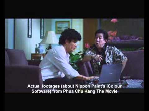 Don't Play Play... Phua Chu Kang Really Likes Nippon Paint Ah!, Vizeum Media Services