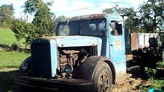 camion berliet GDC