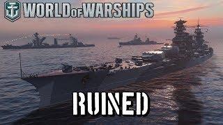 World of Warships - Ruined