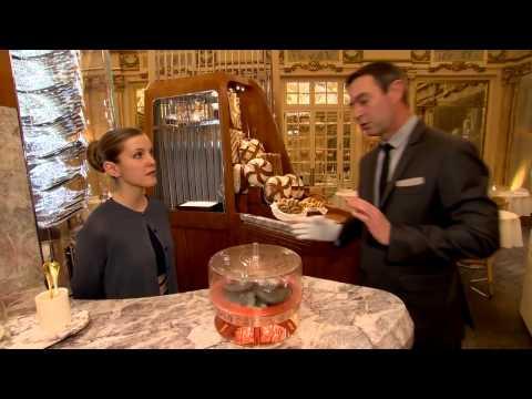 Découverte D'un Menu Gourmand étoilé Au Louis XV