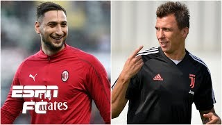 Gianluigi Donnarumma to PSG? Mandzukic heading to Bayern Munich? | Transfer Rater