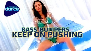 Bass Bumpers - Keep On Pushing (1995) [Official Video]