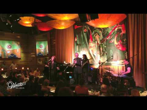 HERB ALPERT AND LANI HALL AT VIBRATO GRILL AND JAZZ