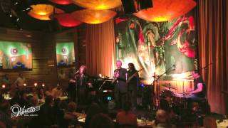 HERB ALPERT AND LANI HALL AT VIBRATO GRILL AND
