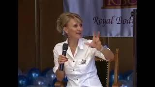 Исскуство продаж - О. А. Бутакова. часть 2. ЗОЖ, Концепция здоровья и долголетие от Coral Club.