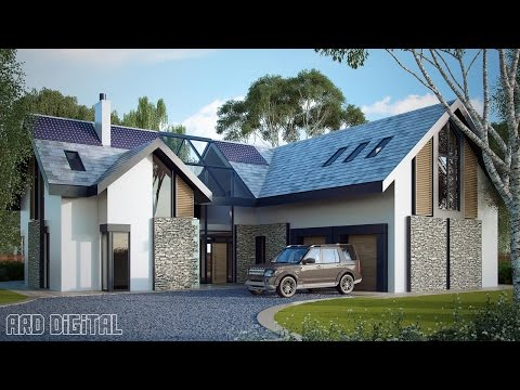Viver Green Housing Development // CGI Architectural Animation