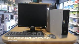 Refurbished HP Desktop