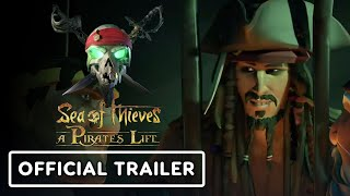 Sea of Thieves: A Pirate's Life - Official Jack Sparrow Reveal Trailer | E3 2021