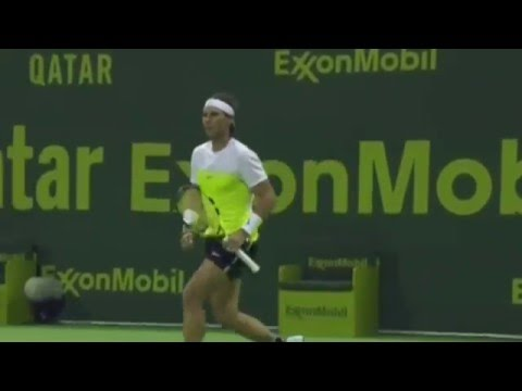 Dohan Open 2016 : Rafael Nadal vs Pablo Carreño-Busta (1/16 Finale), Highlights HD