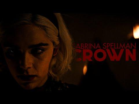 sabrina spellman   crown. (CAOS)